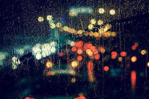 雨天正能量的句子